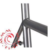 钛合金管件,骑行专用,轻便耐用,定制合金钛制零件,尺寸26