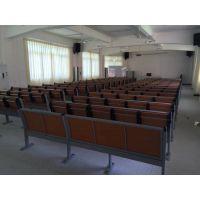 麦德嘉供应KZY-MF02现代简约铝合金多人位阶梯课桌椅学生上课实木桌椅公司会议写字排椅