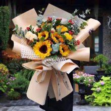 民主路开张庆典花篮民主路鲜花花束15296564995民主路送节日礼盒鲜花
