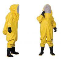 化工LB-IA全封闭气密型重型防化服(氯丁胶材质) 青岛路博