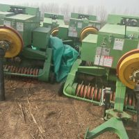 干湿玉米秸秆青储铡草打捆机 青饲料收获机厂家直销