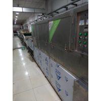 霖森640内宽、大型流水线洗碗机、消毒清洗设备