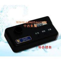 中西(LQS促销)色度测定仪 型号:S93/GDYS-101SB库号:M382221