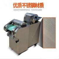 普航多功能蔬菜切菜机 全自动果蔬切片机 不锈钢切菜机泡菜腌制用切丝机