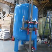 清泽蓝热销广州白云区花都化妆品污水处理设备后置石英砂、活性炭过滤器