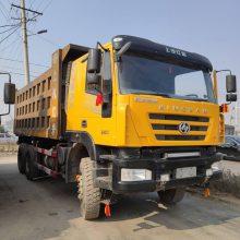 山西忻州供应红岩金刚国三后八轮自卸车,310马力,5.6米长,土方车