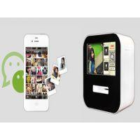 湖南长沙微信照片打印机租赁微信广告机手机照片打印机