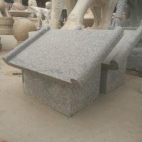 石雕书本汉白玉石材书形雕塑大理石书籍雕刻书本校园文化刻字摆件