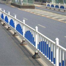 锌钢道路护栏 公路护栏 市政道路隔离栏
