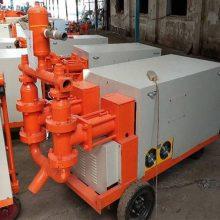 莆田批量销售2ZYS50/70液压注浆泵桥梁机械操作方便、作业效率高
