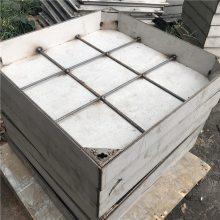 新云 专业生产304不锈钢井盖 隐形井盖可定做异型800*800*80 底板铁板