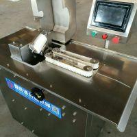 鼎凤源 全自动单路香肠扎线机 台湾烤肠 红肠 香肠加工设备