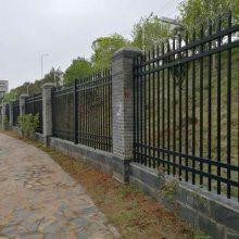珠海围墙隔离围栏现货 中山组装式锌钢护栏 河源围墙防爬栏杆
