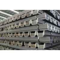 浙江拉森钢板桩理论重量及技术要求