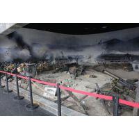 北京大圣 南京军史馆场景再现复原历史场景画面