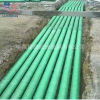 玻璃钢管规格管道连接方式生产厂家设备规格尺寸表璐诚玻璃钢管道