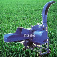 玉米秸杆铡草机 稻草铡草机 养牛专用机械