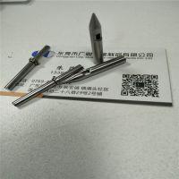厂家供应医疗用侧孔针 定制双孔针 不锈钢毛细管针头