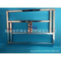 L橱柜衣柜门加工工具 柜门覆膜机专用可调尺寸拉伸垫板 不锈钢