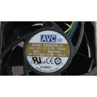 林飞翔销售原装AVC 6厘米 12V 0.7A DS06025B12U 4线散热风扇