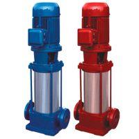 浙江50GDL18-15X5 7.5KW 高扬程GDL多级泵 不锈钢 上海众度泵业