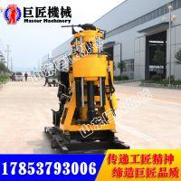 HZ-130YY液压水井钻机 青海地质勘探专用钻探机