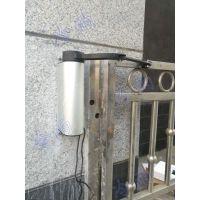 冷雨小区曲臂开门机LEY700HD厂家 楼宇单元门电动闭门器 刷卡平开自动门电机