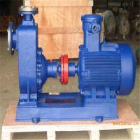 厂家直销25ZW8-15鸡西市自吸泵的结构及自吸泵的工作原理知识。