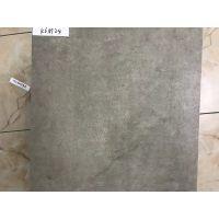 广东制造0.05%双零吸水率瓷质灰色工程仿古砖防滑磁砖