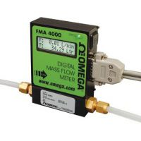 FMA-4308 气体质量流量计和累加器 Omega欧米茄