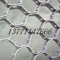 无锡亘博不锈钢大泥爪龟甲网工件制造欢迎选购
