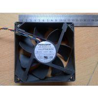 全新 富士康 12v PV123812DSPF01 12厘米机箱散热风扇 现货