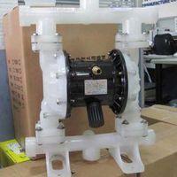耐酸泵 QBY型气动隔膜泵 压滤机入料泵 往复泵
