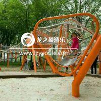厂家直销龙之盈游乐户外体能无动力运动游乐设备 lzy-wdl098