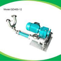 广州供应双出料口螺杆泵,鼻涕胶输送螺杆泵