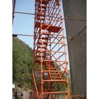 a安全爬梯生产厂家a浙江通达安全爬梯直销a高墩安全爬梯