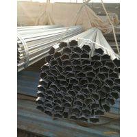 黑退面包管生产厂+镀锌面包管形钢管厂家