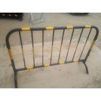 深圳厂家直销铁马护栏,优质铁马护栏 黄黑护拦