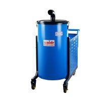 造纸厂车间吸线条工业吸尘器|威德尔FM120/22强力吸尘机