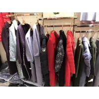 貂绒羊绒大衣正装纯色杂款 品牌折扣女装批发尾货库存走份批发