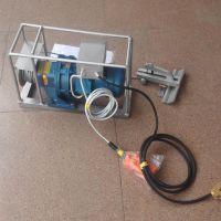 新款 电缆线 电脑 剥皮机 高效 全自动 剥线机 高精度 剥线机 直销HS-KOB型废旧电缆剥线机