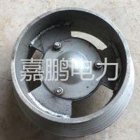 215mm钢管梯车轮价格 铁路尼龙轨道单边轮 铸铁物资运输车轮