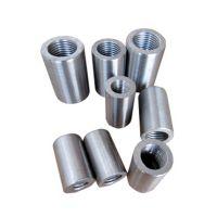 工厂直销直螺纹钢筋连接套筒 建筑用钢筋连接件 特殊规格可定做