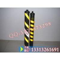 国家电网电力电杆拉线塑钢pvc红白黄黑定制反光警示管拉线保护套