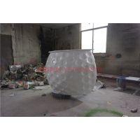 港粤定制高档收银台服务台玻璃钢雕塑 玻璃钢纤维办公台
