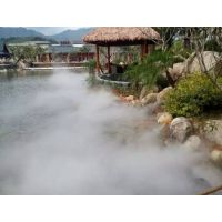 专注湖泊温泉造雾机价格 景观喷雾系统厂家电话