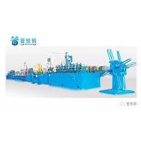 升威(管锈钢)工业管制管机机器设备生产