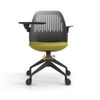 供应众晟家具ZS-TY塑料多功能折叠培训桌椅