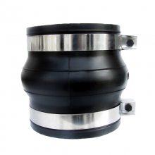 生产JGD耐油橡胶软接头-衬四氟橡胶软连接厂家
