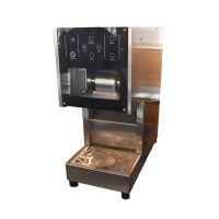 商用冷饮加工设备山西吧台用全自动奶冰机
